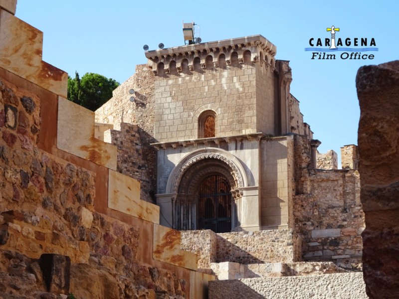PRODUCTION SERVICES SPAIN LOCATIONS VDREAMS CARTAGENA MURCIA FILM CATHEDRAL